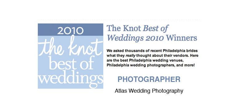 Thanks to all the brides and grooms that voted for me in the Best of the Knot 2010!  It puts a smile on my face.  Thanks so much!