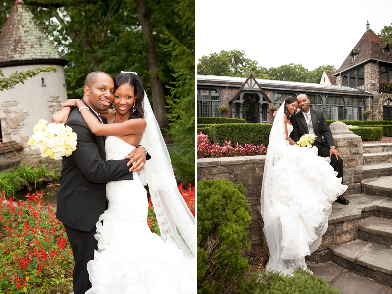 Khadija &amp; Ike's Wedding at the Pleasantdale Chateau