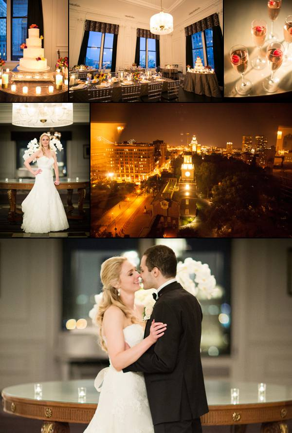 Downtown Club Wedding DTC