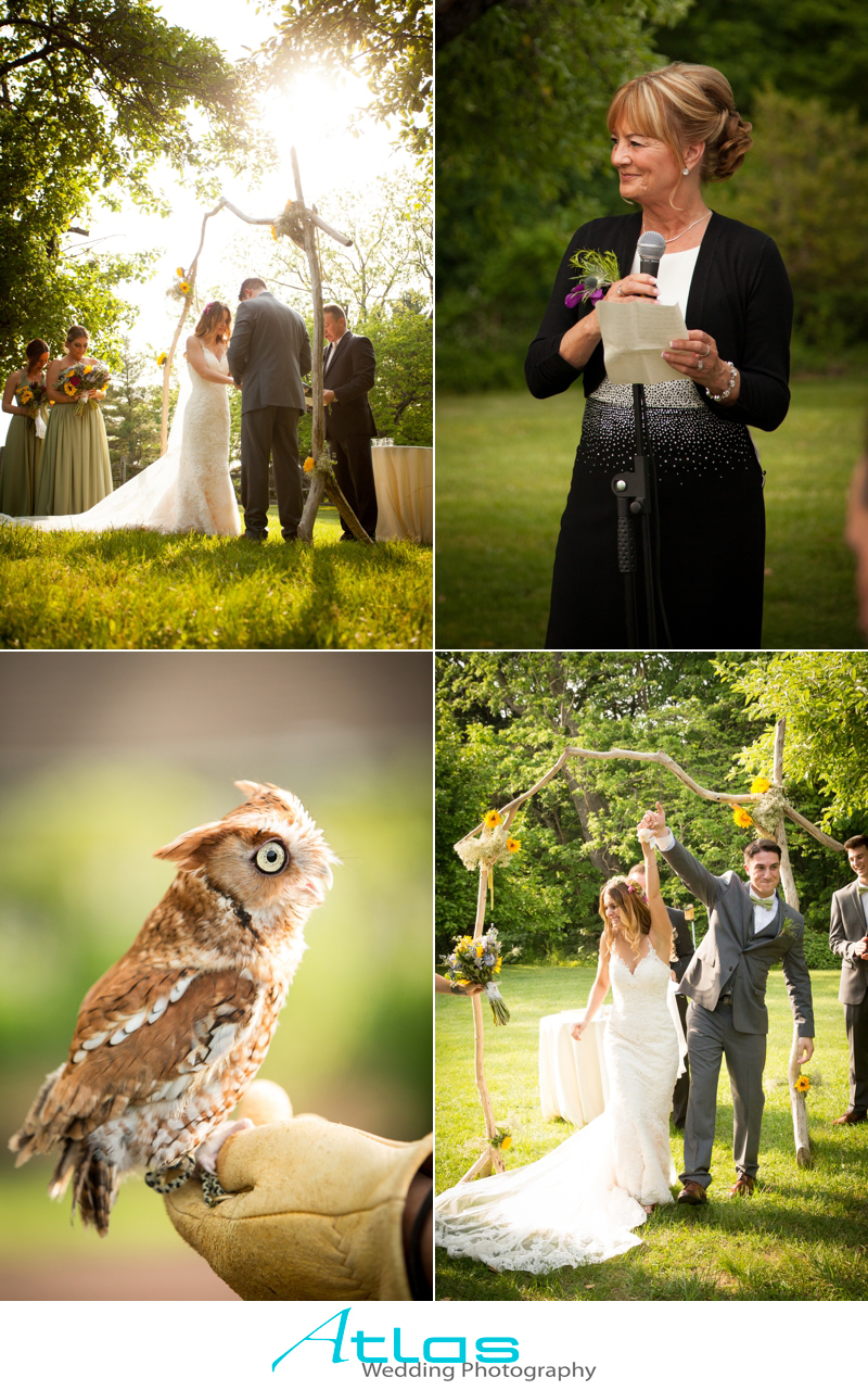 John audubon wedding